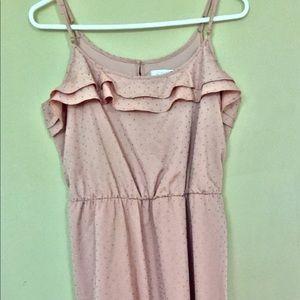 Lauren Conrad Strap Dress